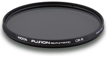 Hoya polarizační cirkulární filtr FUSION Antistatic 46mm
