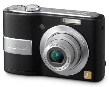 Panasonic Lumix DMC-LS85 černý