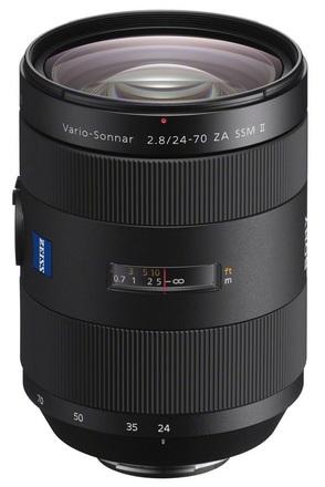 Sony 24-70mm f/2,8 ZA Vario-Sonnar T* SSM II