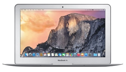 "Apple MacBook Air 11"" 128GB MJVM2CZ/A"