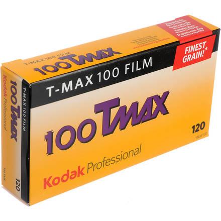 Kodak Professional T-Max 100 BW Negative Film (5ks)