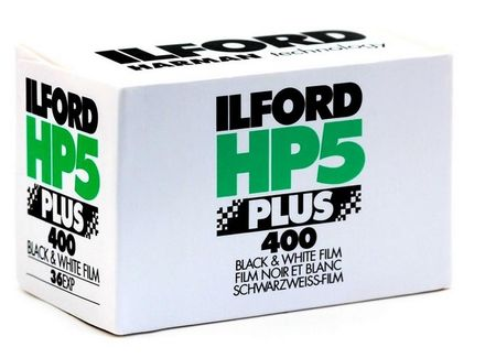 Ilford HP5/36
