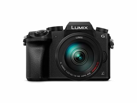 Panasonic Lumix DMC-G7 + 12-60 mm + 32GB karta + brašna 14Z + poutko na ruku!