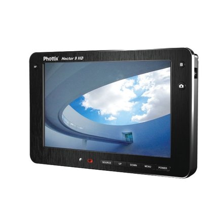 Phottix Hector 9 HD hledáček s kabelovým ovladačem