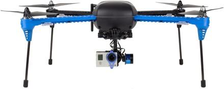 3D Robotics IRIS+ RTF kit (433) + gimbal set pro GoPro