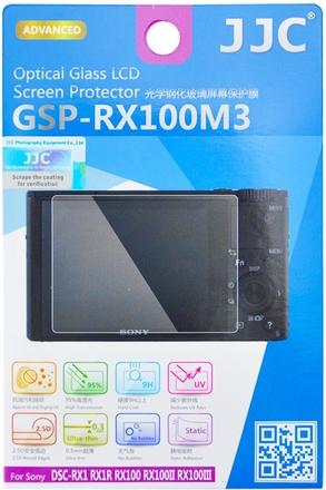 JJC ochranné sklo na displej pro Sony RX100 I,II,III,IV a RX1, RX1R