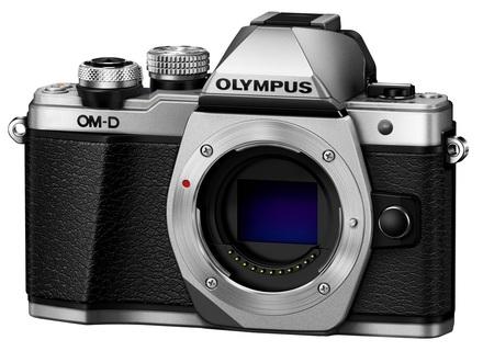 Olympus OM-D E-M10 Mark II tělo černý