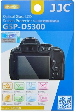 JJC ochranné sklo na displej pro Nikon D5300 a D5500