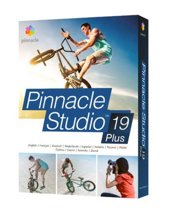Pinnacle Studio 19 Plus ML