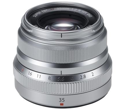 Fujifilm XF 35mm f/2,0 R WR