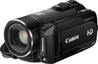 Canon LEGRIA HF21