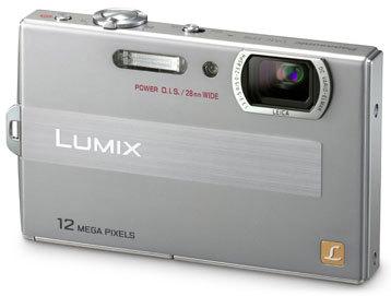 Panasonic Lumix DMC-FP8 stříbrný