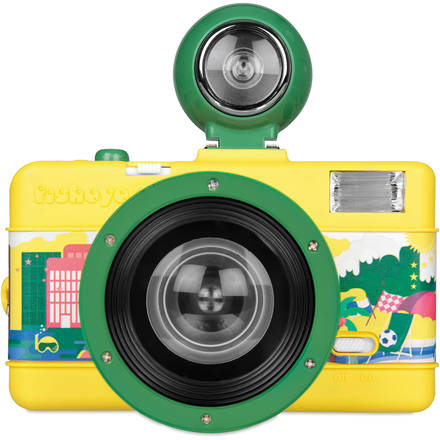 Lomography Fisheye2 Brazilian Summer