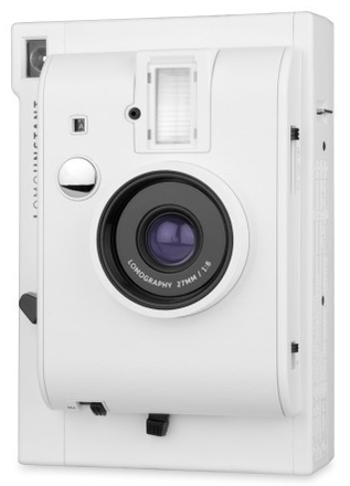 Lomography Instant White