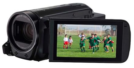 Canon LEGRIA HF R78 + širokouhlá předsádka WA-H43 (0.7x)