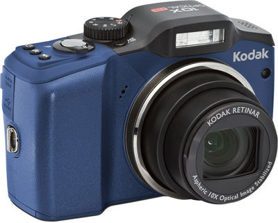Kodak EasyShare Z915 modrý
