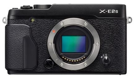 Fujifilm FinePix X-E2s tělo stříbrný