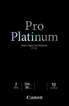 Canon fotopapír PT-101 Platinum Pro (A2)