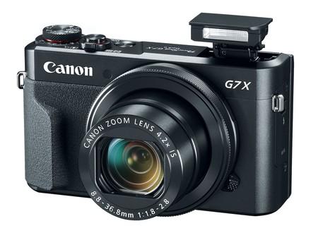 Canon PowerShot G7 X Mark II - Základní kit