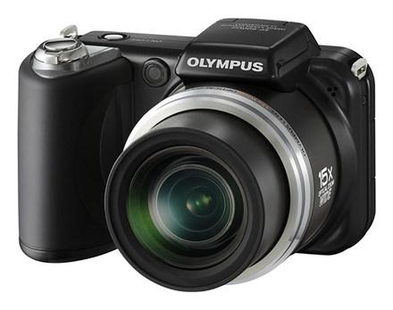 Olympus SP-600UZ černý + 2GB karta + brašna Surrounder 100!