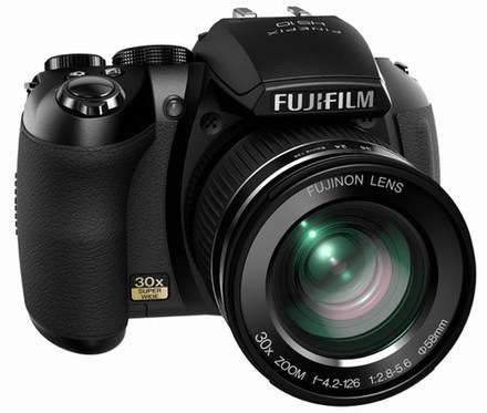 Fuji FinePix HS10 + SD 8GB karta!