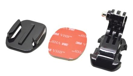 NICEBOY držák J-HOOK s nalepovacím držákem
