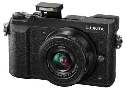 Panasonic Lumix DMC-GX80 + 12-32 mm