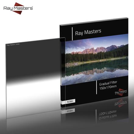 Ray Masters 150x170mm ND 8 filtr tvrdý