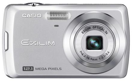 Casio EXILIM Z35 stříbrný