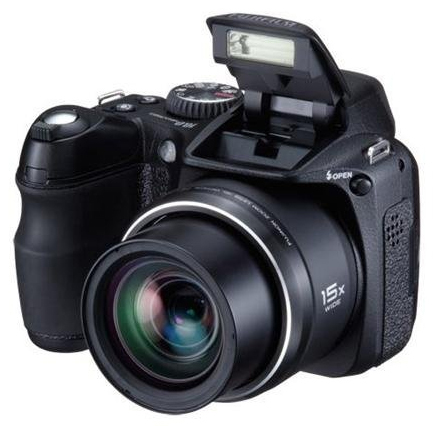 Fuji FinePix S2100HD
