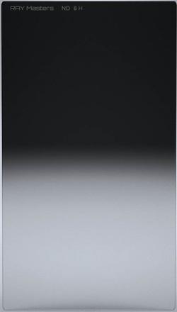 Ray Masters 84x150mm ND 8 filtr 0,9 tvrdý