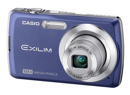 Casio EXILIM Z35 modrý