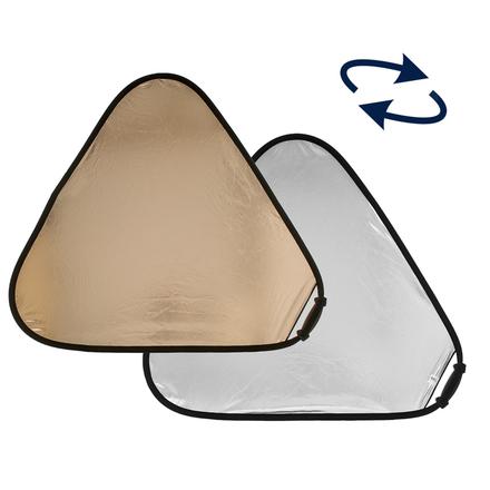 Lastolite Trigrip odrazná deska 120cm sluneční svit/stříbrná