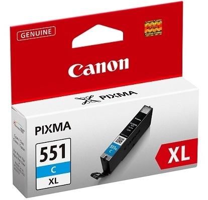 Canon Cartridge CLI-551C XL