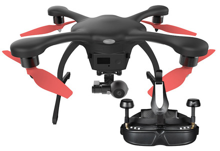 EHANG Ghostdrone 2.0 VR Android
