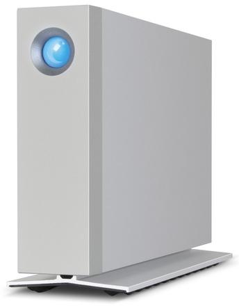 "LaCie d2 Thunderbolt2 4TB HDD, 3.5"" USB 3.0, hliníkový"