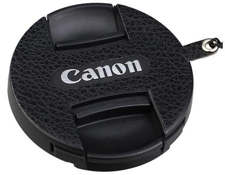 JJC CS-C52 držák krytky objektivu pro krytky Canon 52mm