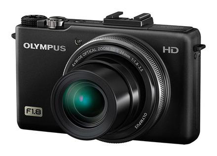 Olympus XZ-1 černý
