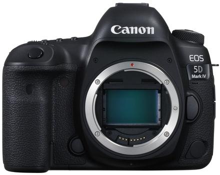 Canon EOS 5D Mark IV + Tamron 24-70 mm!