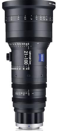 Zeiss LWZ.3 21-100mm T/2,9-3,9 T* pro Canon EF