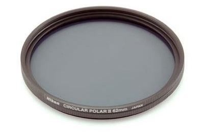 Nikon polarizační filtr C-PL II 62mm