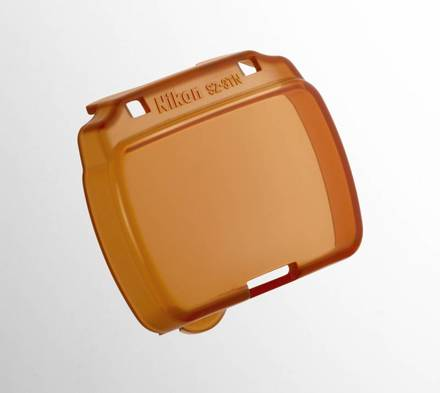 Nikon barevný filtr pro umělé osvětlení (žárovka) SZ-3 TN pro SB-700