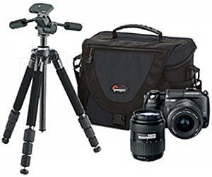 Olympus E-system E-300 Travel Kit