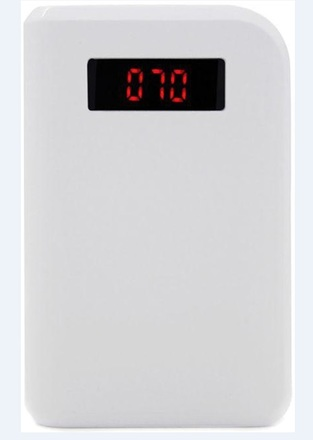 Remax Proda PowerBank 10000mAh Li-Pol bílý