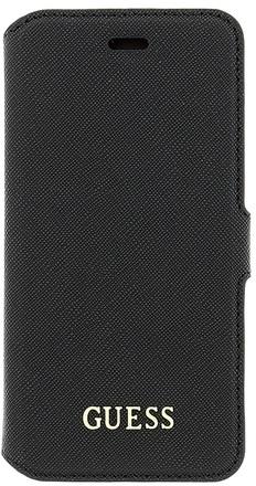 Guess Saffiano Book pouzdro pro iPhone 5/5S/SE