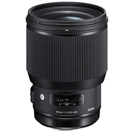 Sigma 85 mm f/1,4 DG HSM Art pro Canon