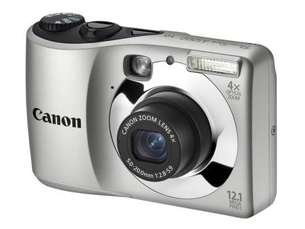 Canon PowerShot A1200 stříbrný
