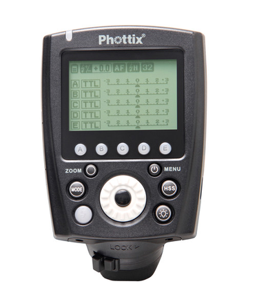 Phottix Odin II TTL Flash - vysílač Canon