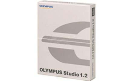 Olympus E-system software SS-OS 12   Olympus-Studio 1.2