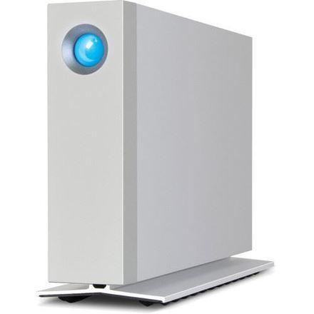 "LaCie d2 Thunderbolt2 8TB HDD, 3.5"" USB 3.0, hliníkový"